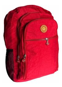Mochila Escolar Feminina Fashion Bag Style + Chaveiro Gratis