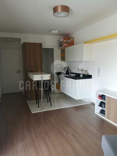 Paraiso - 55 M2 - 1 Dormitório - 1 Vaga - Cf65401