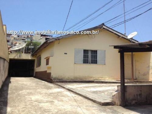 Imagem 1 de 6 de Casa Residencial Ou Comercial, Contendo 03 Moradias - 92610 - 4491770
