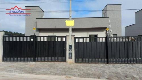 Imagem 1 de 30 de Casa Com 2 Dormitórios À Venda, 70 M² Por R$ 299.000,00 - Jardim Suely - Atibaia/sp - Ca4816