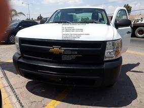 Chevrolet Silverado E 1500 5vel 2012 Cab Reg Aa Eng $ 37,000