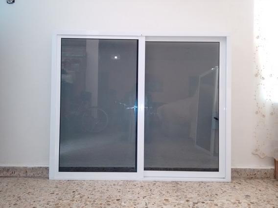 Ventanas De Aluminio De 120 X 120 Cm