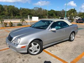 Mercedes-benz Clase Glk Convertible V8