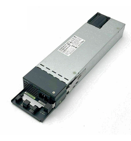 Fonte Cisco C3kx-pwr-1100wac Potência 1100w Garantia Nota Fiscal Compatibilidade Switch Catalist Garantia E Nota Fiscal