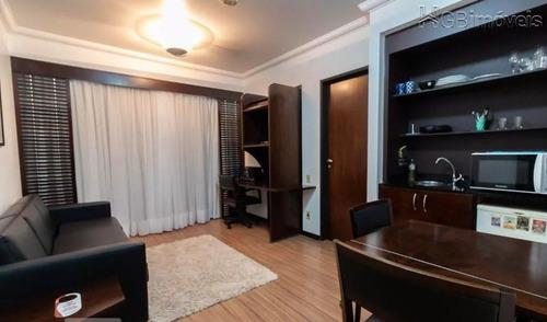 Imagem 1 de 15 de Apartamento - Moema - Ref: 4825 - V-p-thepa1010