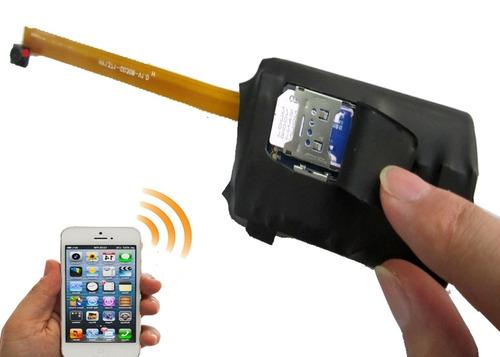 Imagen 1 de 5 de Mini Camara Espia Dvr Bateria Microfono Activado Por Celular