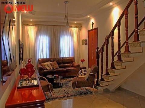 Sobrado Com 3 Dormitórios À Venda, 151 M² Por R$ 595.000,00 - Parque Renato Maia - Guarulhos/sp - So0268
