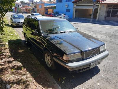 R$ 9.900 Volvo Sw850 2.5 Autom. Aceito Troca Carro 1.0 Aspir