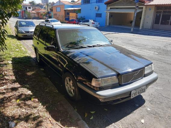 Volvo Sw850 2.5 Não É Turbo Autom. Aceito Troca Carro 1.0