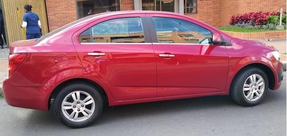 Chevrolet Sonic Lt 2014 - Bajo Kilometraje