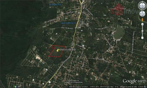 Imagem 1 de 14 de Terreno  Residencial À Venda, Centro, Eusébio. - Te0025