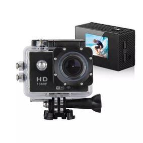 Camera De Ação Go Pro Hd 1080p Sports Prova D