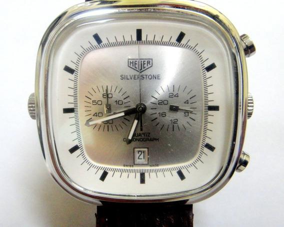 Relógio Chronograph Heuer Silverstone