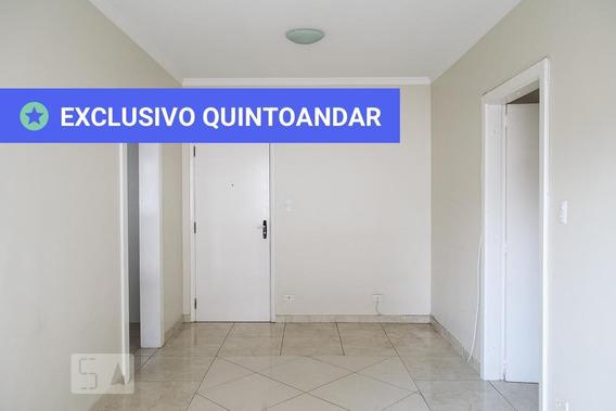 Apartamento No 3º Andar Com 2 Dormitórios E 1 Garagem - Id: 892952457 - 252457