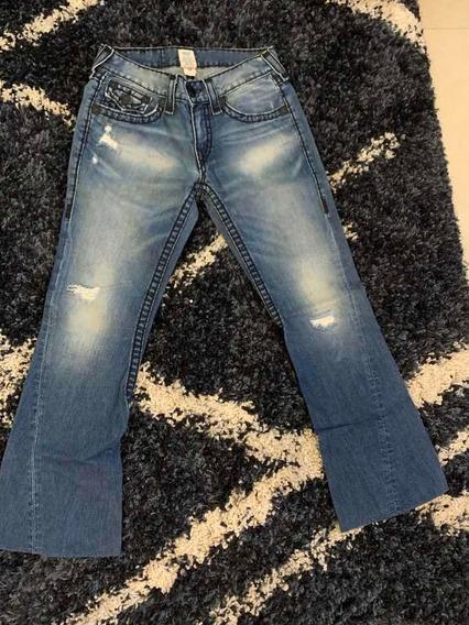 Jeans True Religión Black