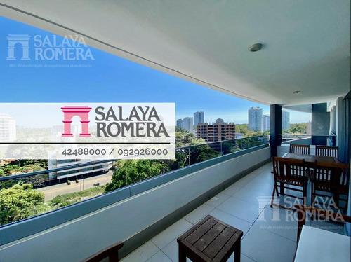 Apartamento 3 Dormitorios 3 Baños Playa Brava Punta Del Este