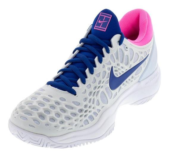 Zapatos De Tenis Nike Air Zoom Cage 3 De Dama Varias Tallas