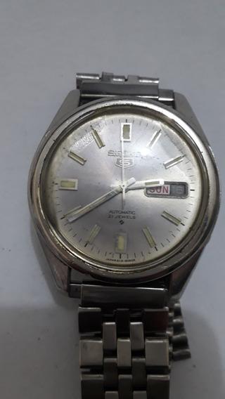 Relógio Seiko 5 - U19