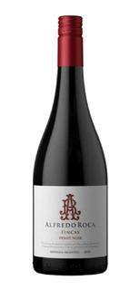 Vino Tinto Alfredo Roca Fincas Pinot Noir Envíos Caja X6(ws)
