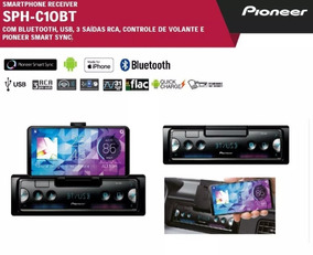 Smartphone Receiver Sph-c10bt Bluetooth Spotify Gps Wase Usb