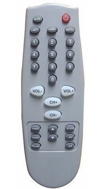 Controle Receptor Orbisat S220 E S2200 Slim