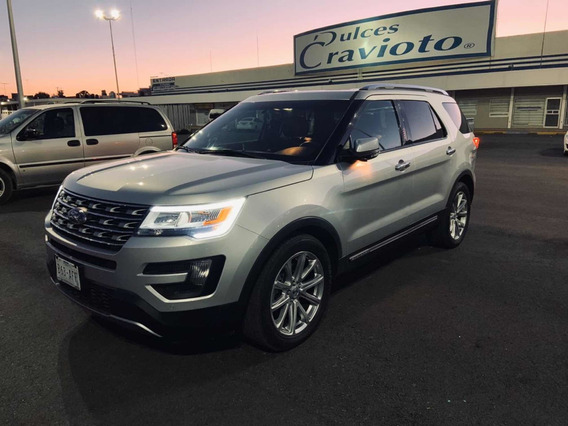 Ford Explorer 3.5 Limited Fwd Mt 2016