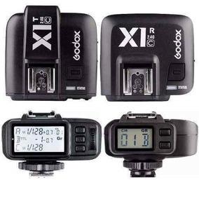 Rádio Flash Com Ttl Godox X1 Para Nikon E Canon