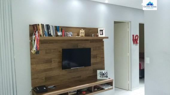 Apartamento A Venda No Bairro Vila Inema Em Hortolândia - - 2051-1