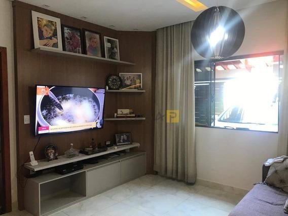 Casa Com 3 Dormitórios À Venda, 183 M² Por R$ 430.000 - Jardim Boer Ii - Americana/sp - Ca0582