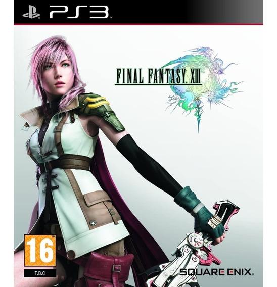 Final Fantasy Xiii Ps3 Semi-novo