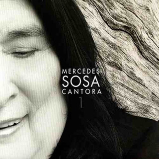 Vinilo Mercedes Sosa - Cantora 1- Lp