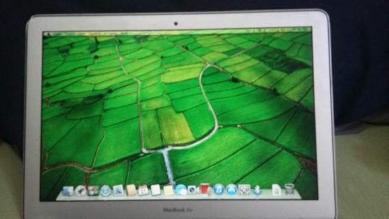 Apple Macbook Air Intel Core I5/ 1.8ghz / Ssd Retir Em Maos