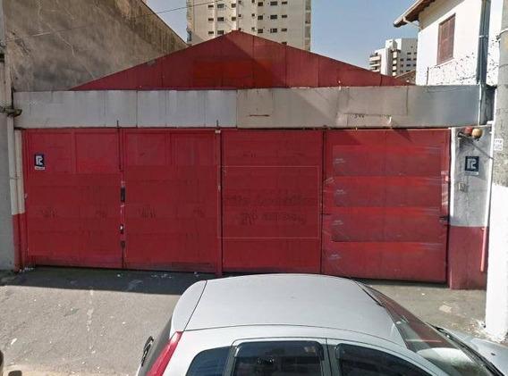 81905 * Galpão De 450m² No Campo Belo - Ga0010