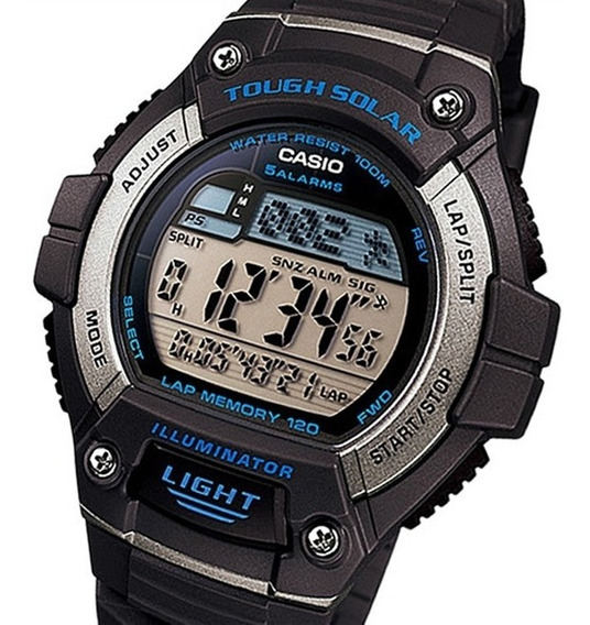 Reogio Casio W-s220