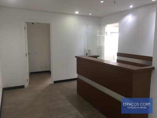 Conjunto Comercial, 200m² - Venda Por R$ 2.200.000 Ou Aluguel Por R$ 11.000/mês - Itaim Bibi - São Paulo/sp - Cj2347