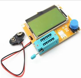 Multímetro Testador Medidor Esr Capacímetro Indutímetro