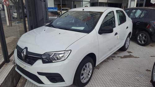 Renault Logan 1.6 16v Life -tasa 14.9% - Promo Abril Kd