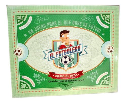 Imagen 1 de 10 de El Futbolero Juego De Futbol Maldon Ilustrado Por Tony Ganem