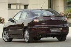 Mozo Trasero Mazda 3 (de Rodamientos Cambiables)