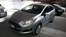 Ford Fiesta Kinetic Sedan Se Plus 2016