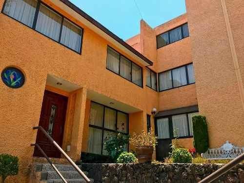 Grande Y Hermosa Casa En Tlalpan