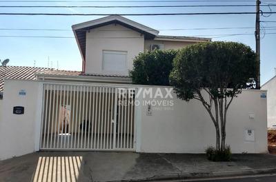 Excelente Residência Para Venda - Jardim Recanto Dos Pássaros Ii - Valinhos/sp - Ca6374