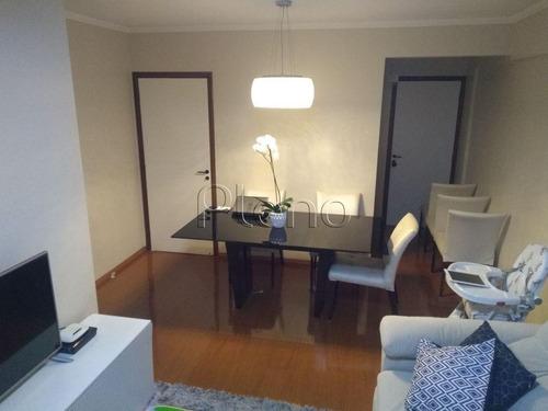 Apartamento À Venda Em Ponte Preta - Ap012809