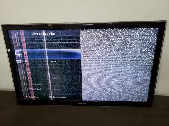 Televisão Samsung Led 46 Un46c5000qm No Estado- Não Enviamos