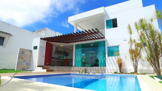 Casa No Condomínio Reserva Do Vale Com 3 Suítes - Ca0013