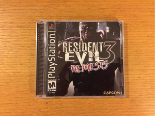 Resident Evil 3 Nemesis Ps1 Ps2 Ps3 Colección Playstation