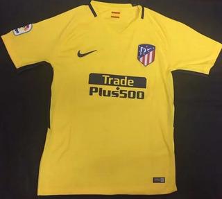 Camisa Atletico De Madrid 2017/18 (personalizada)