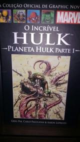 Salvat N.46 Planeta Hulk Parte 1