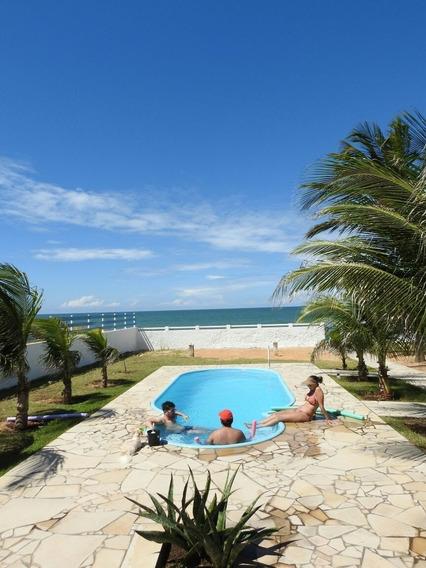 Casa De Praia Beira Mar A Venda Em Graçandu