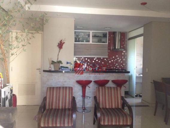 Apartamento Residencial À Venda, Jardim Tarraf Ii, São José Do Rio Preto. - Ap0900